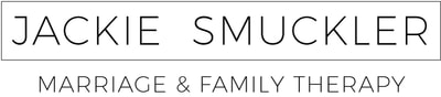 JACKIE SMUCKLER Marriage and Family Therapy